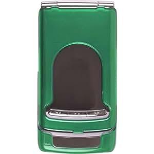 Metallic Snap-On Case for Nokia Mural 6750 - Emerald Green