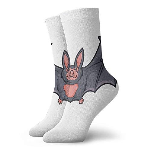 Bat Phenom - Crew Socks Bat Stylish Womens Casual Stocking Gift Sock Clearance for Boys