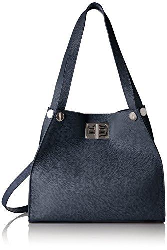 Gloria Donna Bags4less dunkelblau Blu A Spalla Borse dw6nq6IP