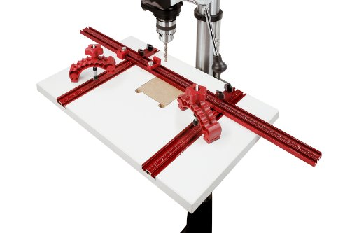 Woodpeckers Precision Woodworking Tools WPDPPACK2 Drill Press Table, 2-Pack by Woodpeckers Precision Woodworking Tools