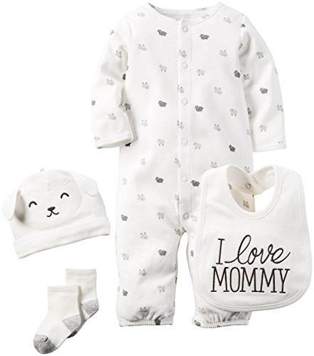 Carters Baby 4 Piece Sets