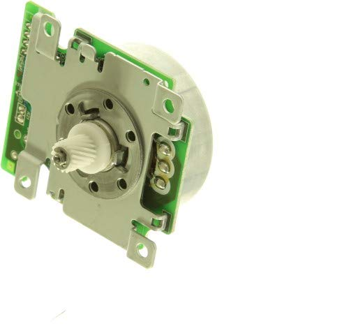 HP RM1-6074-000CN Fussing motor (M4) assembly - Drives the fuser pressure and delivery rollers, pressurizes and depressurizes the pressure roller, and engages and disengages the primary transfer roller