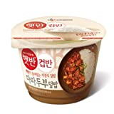 [5packs] CJ Cooked Chinese Spicy Tofu Cupbahn / instant food / Korean food / fast cooked