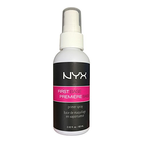 NYX PROFESSIONAL MAKEUP First Base Primer Spray, 1.88 Ounce