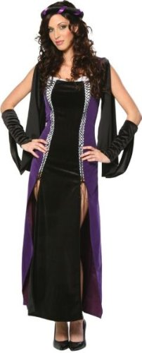 Lady of Shallot Costume - Medium - Dress Size 10-12