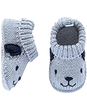 Baby Boys' Puppy Booties