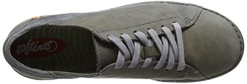 003 Femme Taupe Gris Baskets Ter401sof Softinos XqxR6z4A