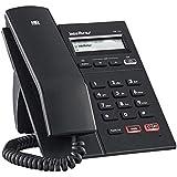 Telefone IP Intelbras TIP 125 - POE - Preto