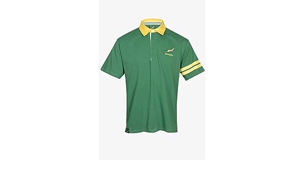 Springboks Rugby para niños camiseta de Rugby de manga corta ...