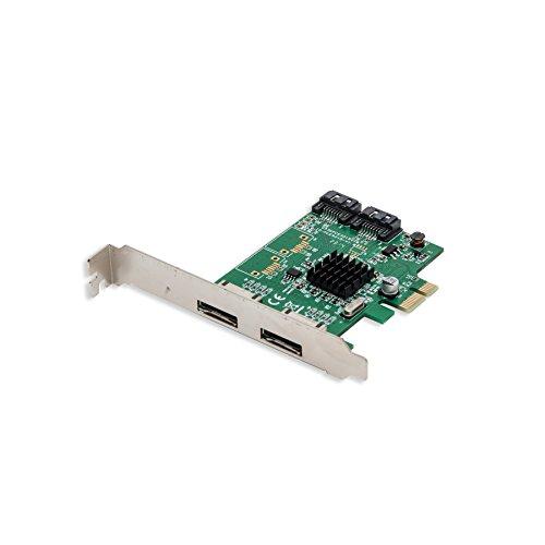 IO Crest eSATA Components SI PEX40065