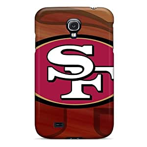New Premium XAb21646CRbF Cases Covers For Galaxy S4/ San Francisco 49ers Protective Cases Covers