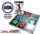 Dance dance revolution SuperNova for PS2 game - 1 Dance dance revolution DDR METAL DANCE PAD V 3.0 B