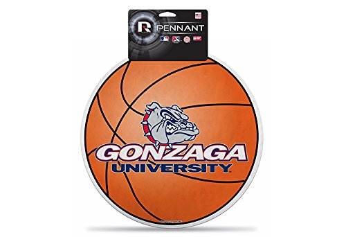 College Gonzaga Basketball Pennant Carded