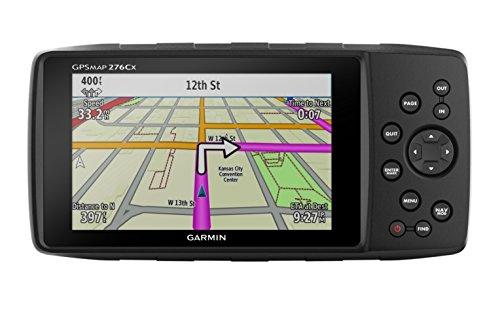 Garmin 010-01607-05 GPSMAP 276Cx Automotive Bundle