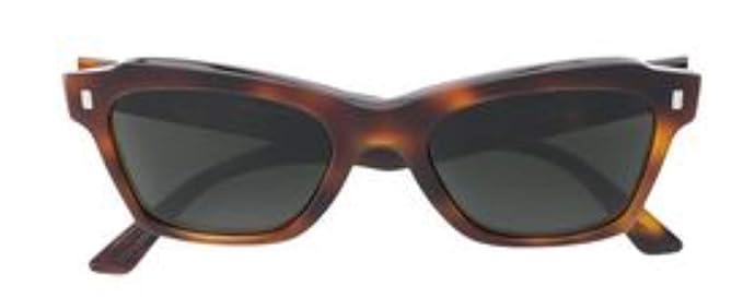 Celine - Gafas de sol - para mujer Marrón Tartaruga M ...