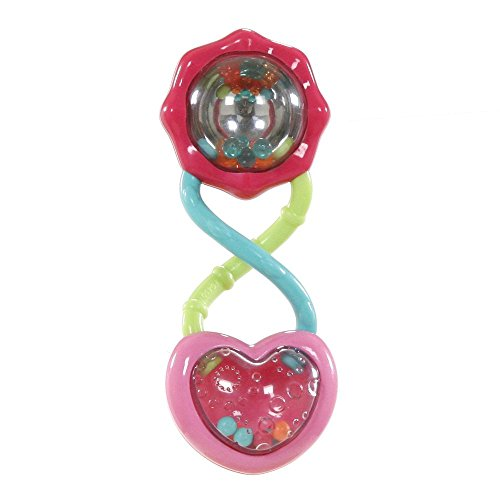 Bright Starts Rattle Barbell Pretty product image