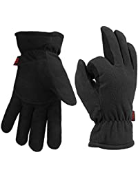 0739fcb37 Men's Cold Weather Gloves   Amazon.com