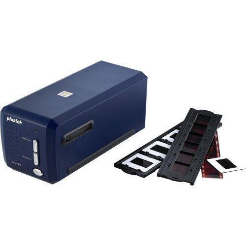 Plustek, Inc - Plustek Opticfilm 8100 Film Scanner - 7200 Dpi Optical - 48-Bit Color - 16-Bit Grayscale - Usb ''Product Category: Scanning Devices/Scanners''