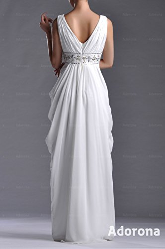 V Prom Straps Length Chiffon Floor Dress Natrual neck Daffodil qgSwSz