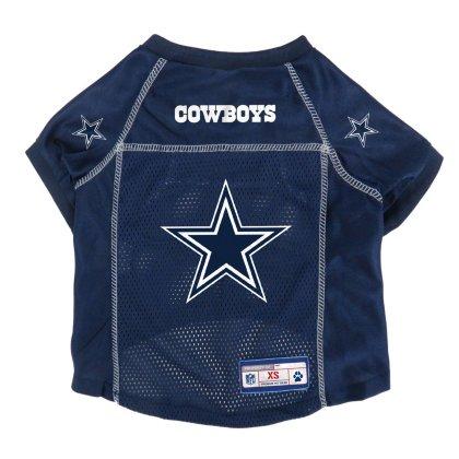 NFL Dallas Cowboys Pet Jersey, Small]()