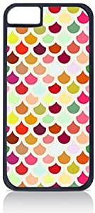 Colorful Roses Retro For Iphone 6 Plus 5.5 Phone Case Cover Hard Shell White Cover Cases by iCustomonline