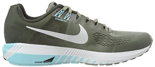 Stucco Grigio Donna Platinum Scarpe Structure Da 003 Running 21 Zoom sequ Nike W dark Air pure qfFgwaH