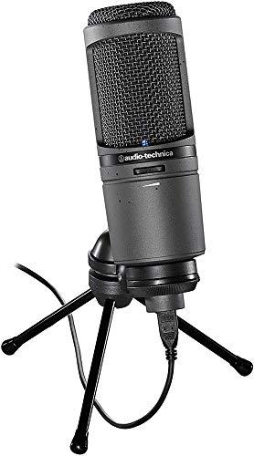 audio technica condenser usb - 3