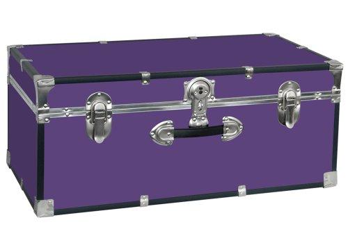 mercury-luggage-seward-trunk-college-dorm-and-camp-storage-footlocker-purple-30-inch