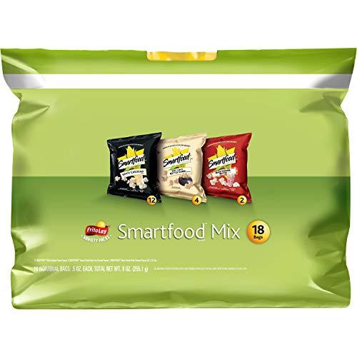 Frito-Lay Smartfood Variety Pack, 18 Count