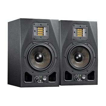 adam audio a8x 2 way 8 5 inch studio monitor pair musical instruments. Black Bedroom Furniture Sets. Home Design Ideas