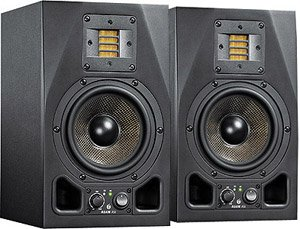 Adam Audio A5X 2-way Studio Monitor Pair by Adam Audio