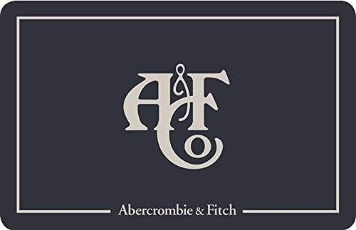 Abercrombie & Fitch gift cards