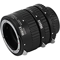 D&F MK-N-AF1-B Auto Focus Confirm Macro Extension Tube for Nikon D80 D90 D7000 D7100 D5000 D51000 D5200 D3200 Camera DSLR