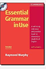 Essential Grammar in Use with Answers and CD-ROM Pack Paperback