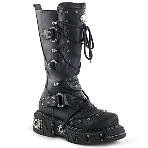 Demonia DMA-3000 gothique metal punk bottes chaussures unisex ranger 39-46