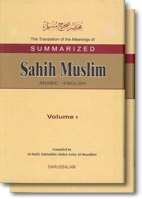 Download Summarized Sahih Muslim, 2 Vol. (Arabic-English) pdf
