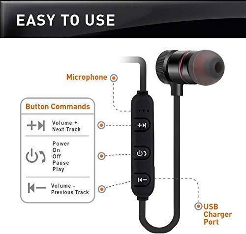 Best Wireless Magnetic Bluetooth Earphones