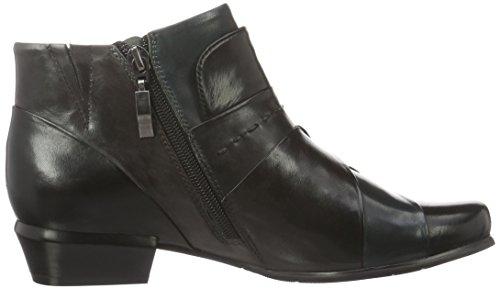 Piazza 961531, Bottes Classiques Femme Noir (Black/Piombo/Petrolio)