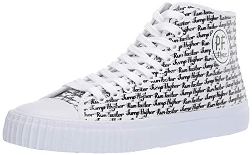 PF Flyers Center HI White ()
