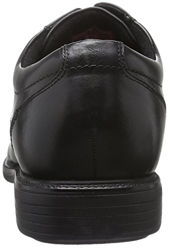 Charlesroad Bike Uomo Black Nero Rockport Scarpe Toe Stringate Ox zHgASg