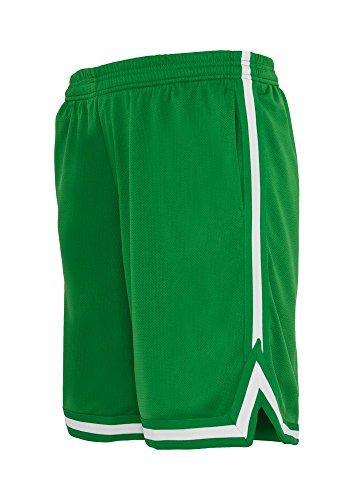 nbsp;– en Classics Blkredwht Stripes nbsp;Pantalones Mesh cortos Urban 10 nbsp;colores wHYtt