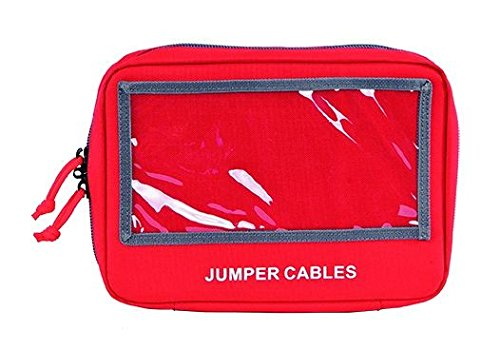 G. Outdoor Products G.P.S. GPS-D1108PCR Jumper Cables Deceit & Discreet Handgun Case, One Size