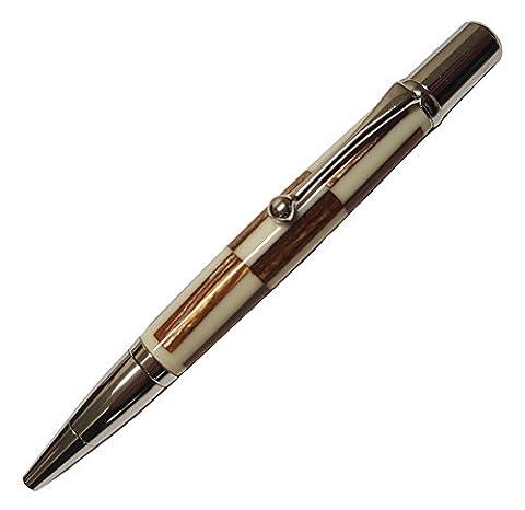 Diva Ballpoint Pen, Twist-Action Pen, 5