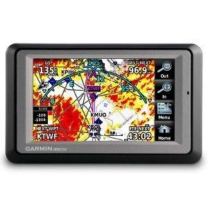 Garmin aera 550 Color Touchscreen Aviation GPS (Americas)