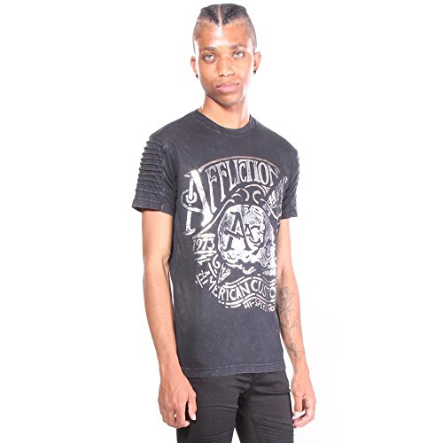 Affliction Ac Hombre Cut Deep Camisetas XPwwYqOF