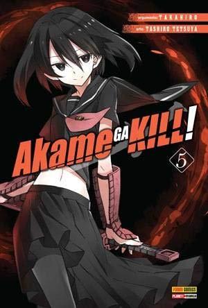 Akame ga Kill! - Volume 05 (Português)