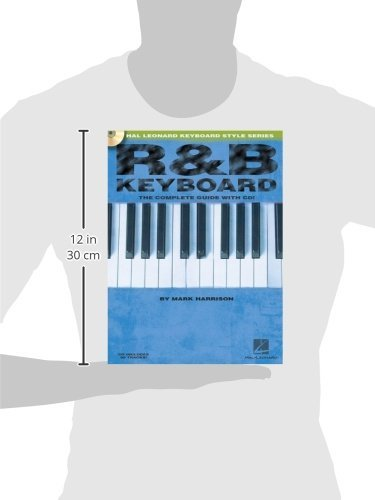 R&B Keyboard: The Complete Guide with CD! (Hal Leonard Keyboard Style): Mark Harrison: 9780634046605: Amazon.com: Books