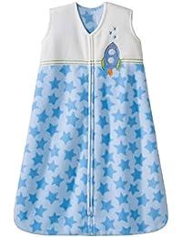 SleepSack Wearable Baby Blanket, Micro-Fleece (Small,...