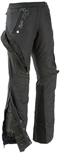 Ladies Pants Motorcycle Textile - Joe Rocket 864-1003 Alter Ego Women's Textile Pants (Black, Medium)