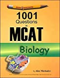 img - for Examkrackers 1001 Questions in MCAT Biology (text only) 1st (First) edition by A. Merkulov book / textbook / text book